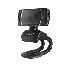 Веб-камера TRUST Trino HD Video Webcam (18679) відео до 1280 x 720, фото до8.0мПикс 3200*2400, вбудо