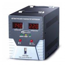 Стабілізатор GEMIX GDX-5000 5000 VA, 3500 Вт, 140~260V AC 50/60Hz, 220 ± 7%, клемні підключення, рел
