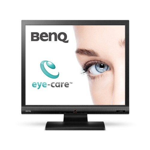Монитор BENQ BL702A 17, TN, 1280х1024, 5:4, 12 000 000:1, 250 кд/ м2, 5мс, 170/ 160, VGA, нет, регулировка наклона экрана, черный, 430 х 430 х 115 мм