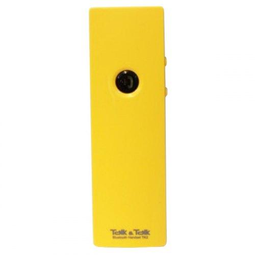 Bluetooth Handset TK2 Multipoint Yellow
