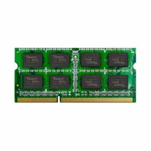Модуль пам'яті SoDIMM DDR3 Team 2GB 1333 MHz  (TED32G1333C9-S01) 1333 MHz, PC3-10600, CL9, 1.5V, 1 планка