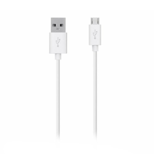 Кабель BELKIN USB 2.0 (AM/microB) MIXIT 2м, White