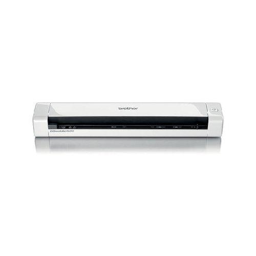 Сканер документів А4 Brother DS-620 (DS620Z1) CIS, А4, ч/б 7,5 арк.хв, кол.  7,5 арк.хв, max 600 т/д, USB 2.1