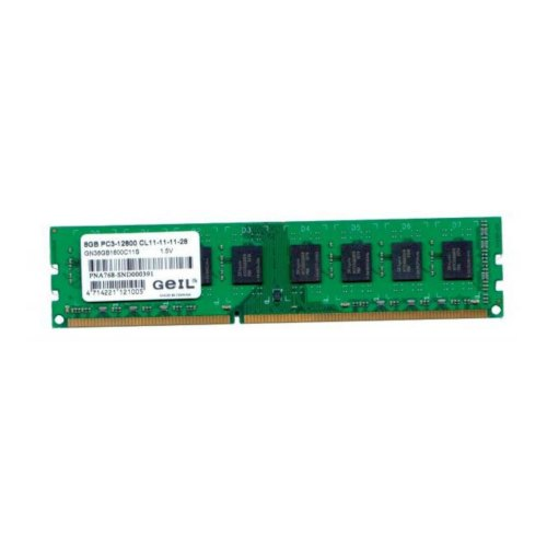 Модуль памяті DDR3, 8GB, 1600MHz, Geil (GN38GB1600C11S)