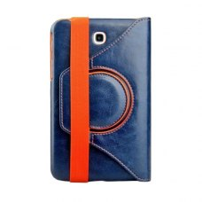 Чохол Digi для планшету  Samsung Tab 3 7 - Akron 107 Blue