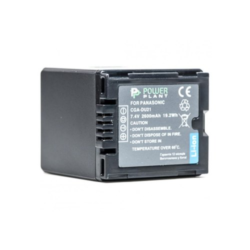 Акумулятор ExtraDigital Panasonic VBD210, CGA-DU21