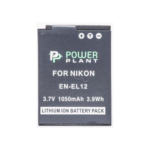 Акумулятор ExtraDigital Nikon EN-EL12