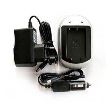 Зарядний пристрій PowerPlant  Canon NB-6L, SLB-10A