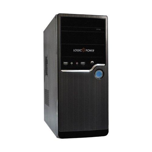 Корпус LogicPower 6933 Black Gray (1832) 450Вт
