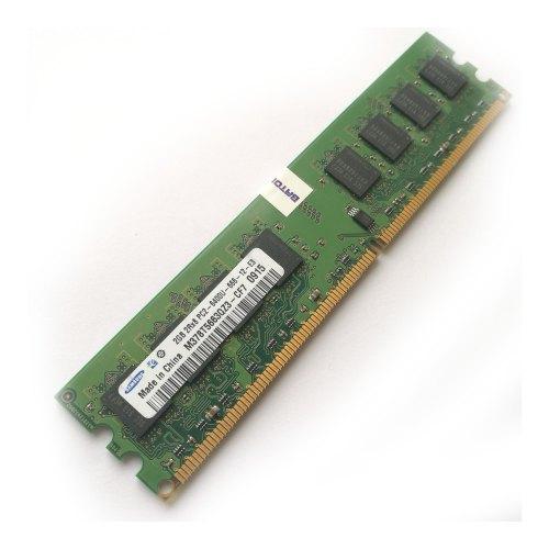 Модуль памяті DDR2 2048Mb SAMSUNG (M378T5663QZ3-CF7) 800MHz, PC6400, CL6 Original