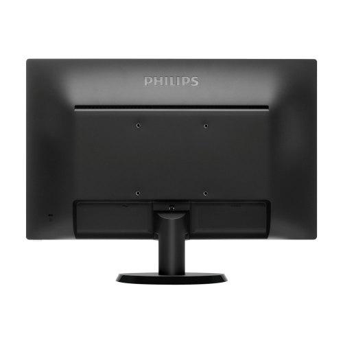 Монітор Philips V-line 193V5LSB2 (193V5LSB2/62), 18.5, TN, 1366x768, 60Гц
