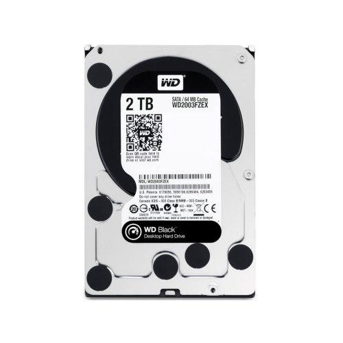 Жорсткий диск 3.5 Western Digital Black 2TB (WD2003FZEX)