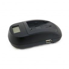 Зарядний пристрій PowerPlant  Panasonic DMW-BM7, S002, S006