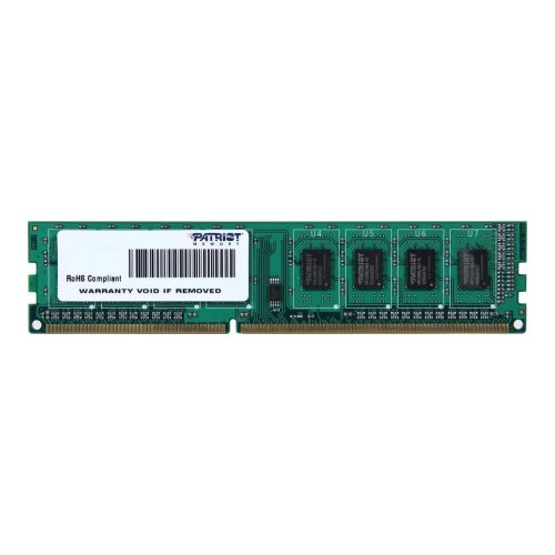 Модуль памяті DDR3 4096Mb Patriot (PSD34G133381) 1333MHz, PC3-10600