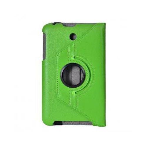 Шкіряний чохол-книжка TTX (360 градусів) для Asus MeMO Pad HD 7″ ME173 Lime