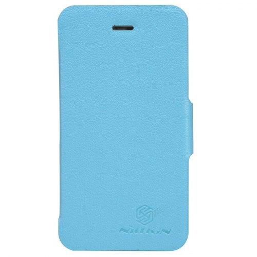 Чохол книжка Nillkin Fresh для Huawei Ascend P6 Blue