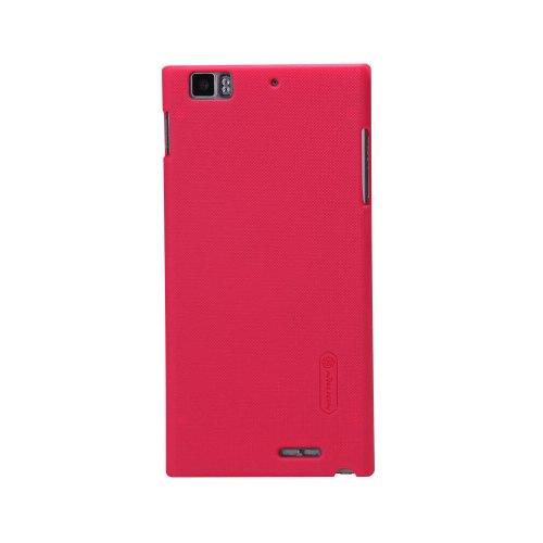 Накладка Nillkin Matte для Lenovo K910 Vibe Z (+ плівка) Red
