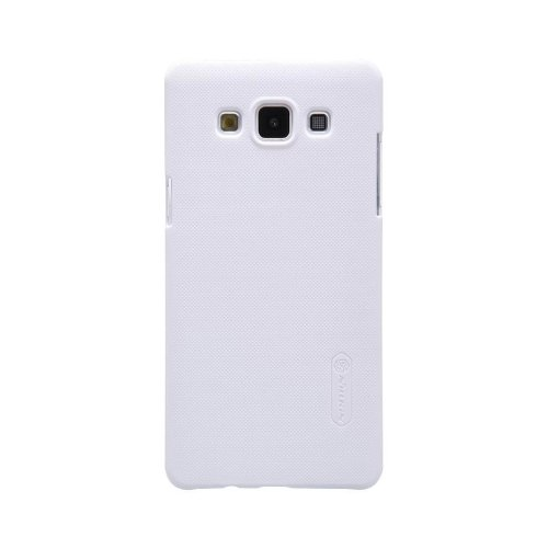 Накладка Nillkin Matte для Nokia Lumia 1520 (+ плівка) White
