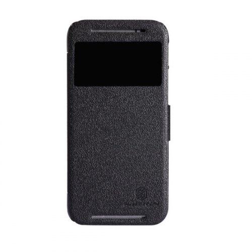 Чохол книжка Nillkin Fresh для HTC One M8 Black