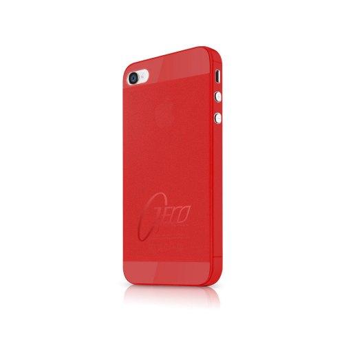 iTSkins ZERO.3 для iPhone 5 0,3mm Red