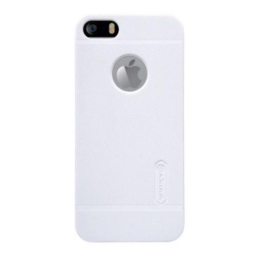 Накладка Nillkin Matte для Apple iPhone 5 / 5S (+ плівка) White