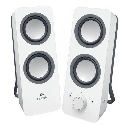 Акустична система Logitech Z-200 White (980-000811)