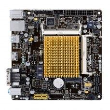 Материнська плата Asus J1800I-C (Intel Celeron J1800, SoC, PCI)