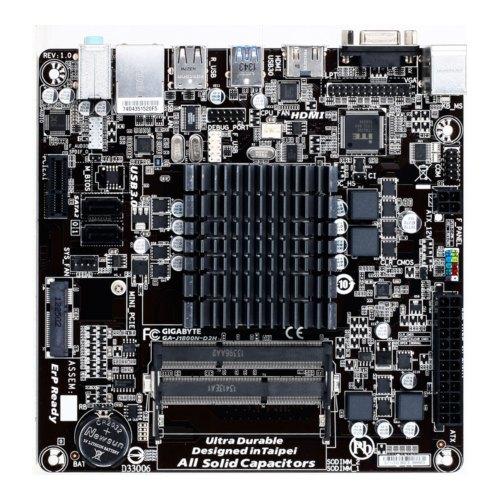Материнська плата Gigabyte GA-J1800N-D2H Intel Celeron J1800 (2.41GHz)