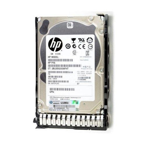 Внутрішній жорсткий диск 2.5 HP (652572-B21) SAS 450GB 10K SC SFF hot-plug