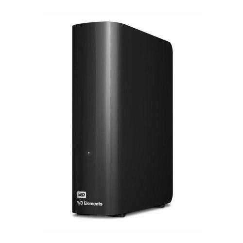 Зовнішній жорсткий диск WD (WDBWLG0020HBK-EESN) 2TB 3.5 USB 3.0 Elements Desktop