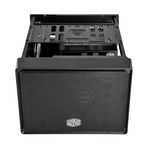 Корпус Cooler Master Elite 110,без БП,USB3.0, черный,mini-ITX