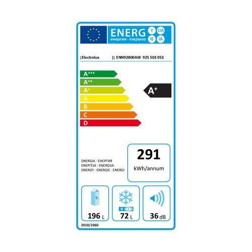 Холодильник Electrolux ENN92800AW