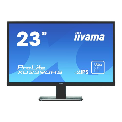 Монітор, Iiyama ProLite XU2390HS-B1, 23, IPS, 1920x1080, 60Гц