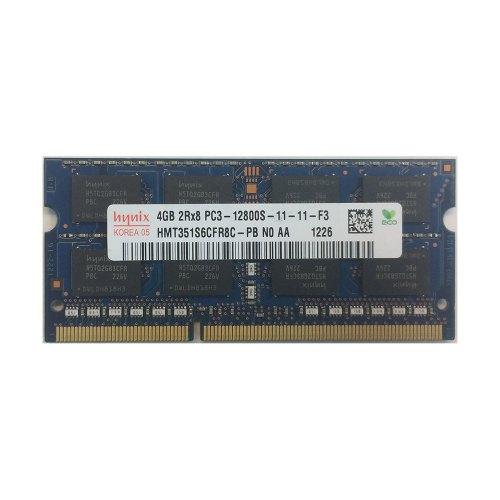 Модуль памяті NB MEMORY 4GB PC12800 DDR3/SO HMT351S6CFR8C-PB HYNIX