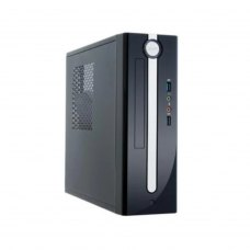 Корпус Chieftec 250Вт БЖ,  FLYER (GPF-250P), Slim, Mini-ITX, a/PFC,2xUSB3.0, чорний