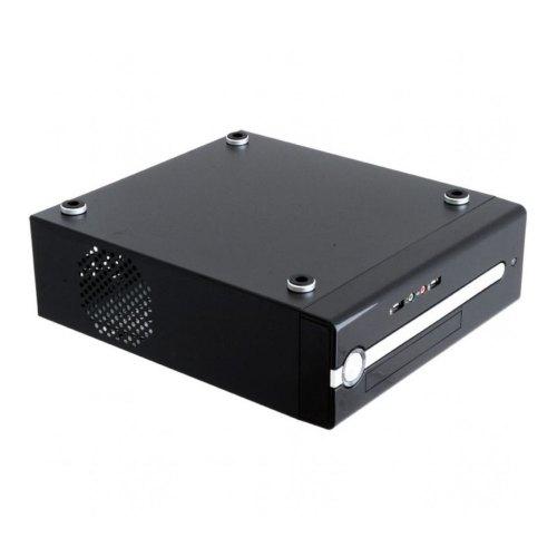 Корпус Chieftec 250Вт БЖ,  FLYER (GPF-250P), Slim, Mini-ITX, a/PFC,2xUSB3.0, чорний