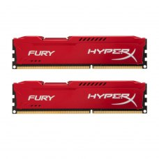IT/RAM KINGSTON HyperX OC KIT DDR3 2x4Gb 1866Mhz CL10 Fury Red