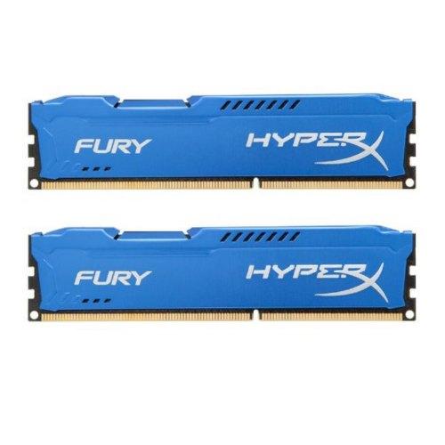 Модуль памяті IT/RAM Kingston HyperX OC KIT DDR3 2x8Gb 1866Mhz CL10 Fury Blue