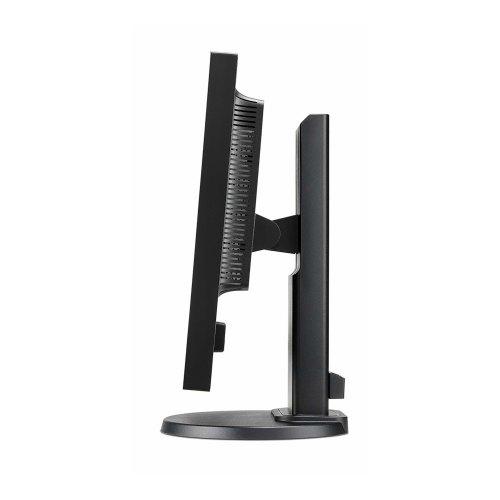 Монітор 24 LED IPS, HAS, Pivo t, speakers, VGA, DVI, DP E243WMi black