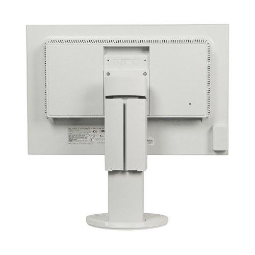 Монітор 24 LED IPS, HAS, Pivo t, speakers, VGA, DVI, DP E243WMi white