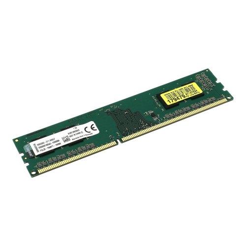 Модуль памяті DDR3, 2GB, 1333MHz, Kingston (KVR13N9S8/2-SE / KVR13N9S6/2)