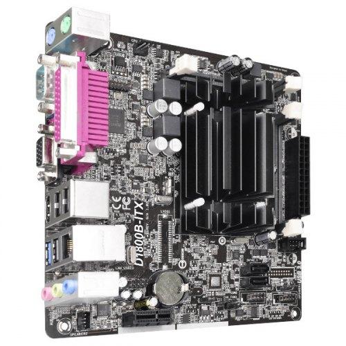 Материнська плата ASRock D1800B-ITX (Intel Dual-Core J1800, SoC, PCI-Ex1)