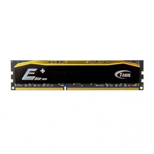 Модуль памяті DDR3 Team 2048Mb  (TPD32G1333HC901) 1333 MHz, PC3-10660, CL9, Elite Plus, Алюминиевый радиатор,1 планка
