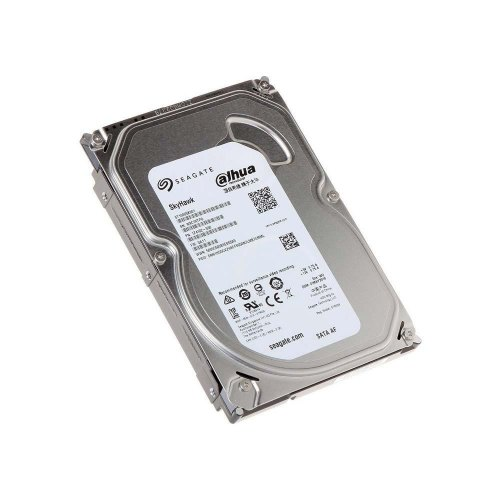 Внутрішній жорсткий диск 3.5 4TB SEAGATE (ST4000VX000) 5900RPM 6GB/S/64MB