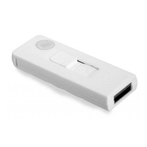 USB флеш 64Gb Silicon Power Ultima U03 White (SP064GBUF2U03V1W)
