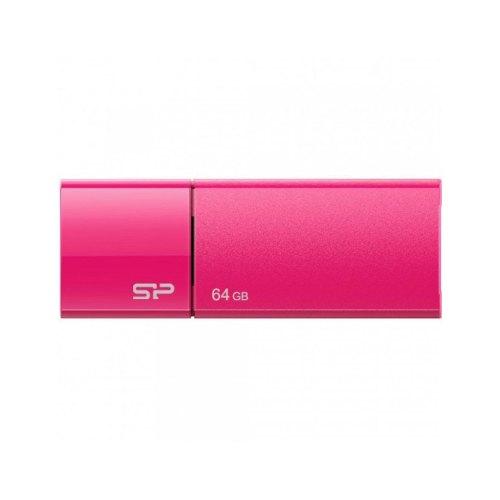USB флеш 64GB Silicon Power Ultima U05 Peach (SP064GBUF2U05V1H)