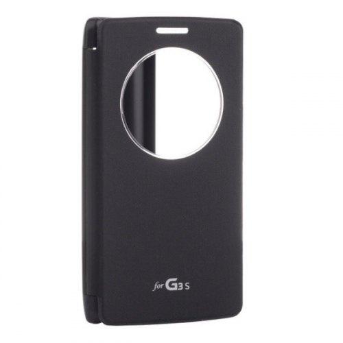 Чохол-книжка VOIA LG Optimus G3 S (D724) - Flip Case (Black)