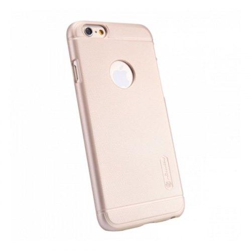 Накладка Nillkin Matte для Apple iPhone 6 (+ плівка) Gold