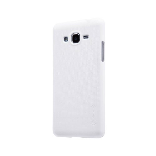 Накладка Nillkin Matte для Samsung G530/G532 Galaxy Grand Prime/J2 Prime (+ плівка) White