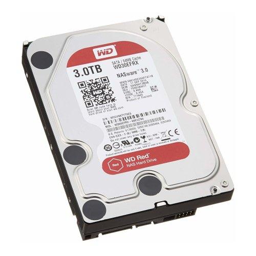 Жорсткий диск 3.5 Western Digital Red Plus 3TB (WD30EFRX)